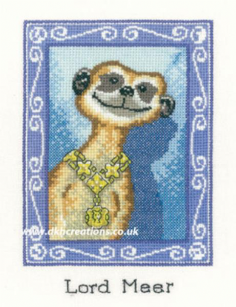 Lord Meer Cross Stitch Kit